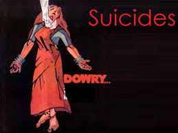 dowry death suicide