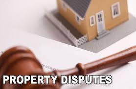 property dispute