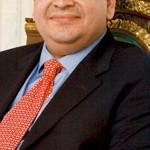 Anshuman Ruia, Promoter Director, Essar Group, in Mumbai, India.