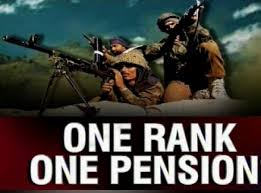 SC seeks govt's response on ex-servicemen's plea on OROP