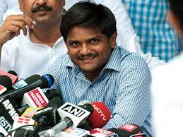 Visnagar court refuses bail to Hardik Patel in rioting