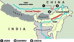 China operationalizes biggest dam on Brahmaputra