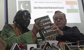 Khurshid Mahmud Kasuri's book launch