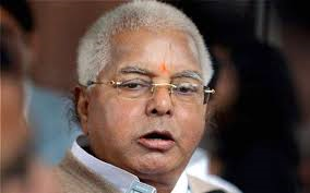 Lalu continues to face trouble over beef remark
