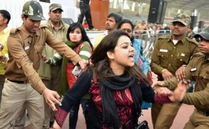 Ink attack on Arvind Kejriwal: Woman gets bail