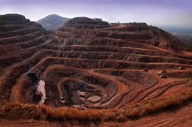 Bellary-Hospet mines