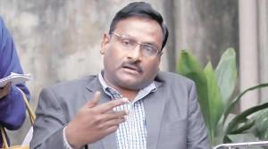 Prof Saibaba