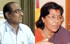 Bihar toppers scam: Lalkeshwar Singh, Usha Sinha sent to JC