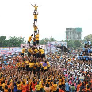 Under 18 cannot participate in Dahi Handi festival in Maha: SC