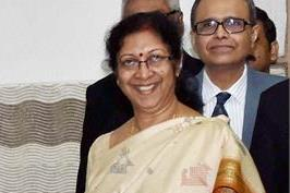 Manjula Chellur sworn-in as Chief Justice of Bombay High Court
