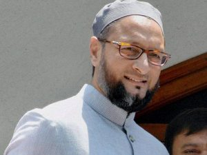 Police seeks time to enquire into allegations against Owaisi