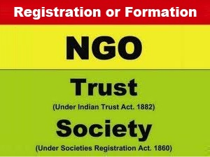 How to form a Society in India?