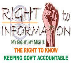 RTI and Good governance in india